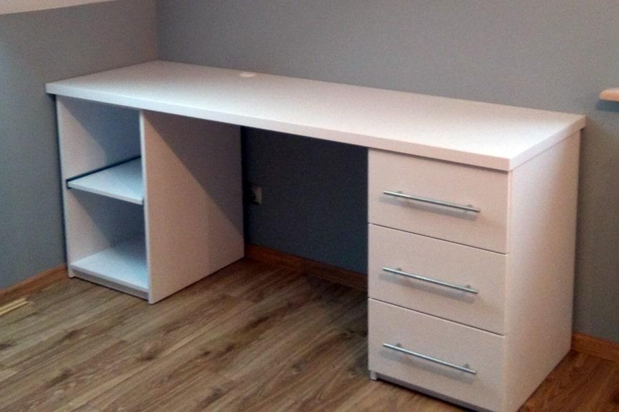Klasyczne biurko