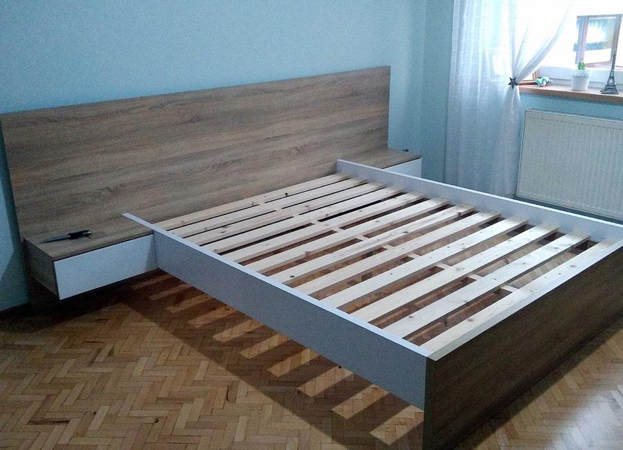 Stelaż łóżka